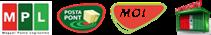 PostaPont logók