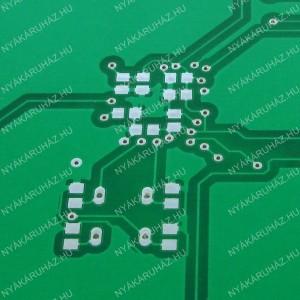Egyedi NYÁK gyártás, online rendeléssel.